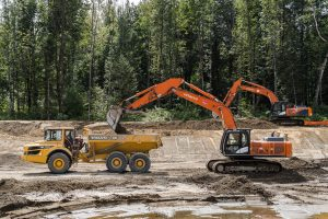 Shxwowhamel Ventures and Dent Construction are environmental contractors