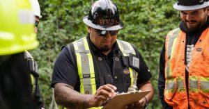SVLP - Landon John - Superindentent for Environmental Construction in BC