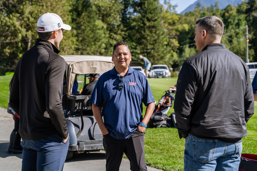 SVLP - Indigenous Construction Golf Event Fundraiser 3
